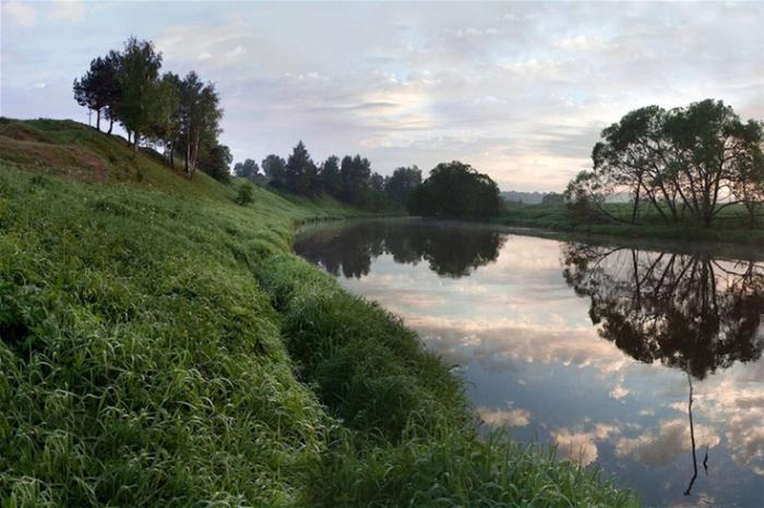 истра река фото
