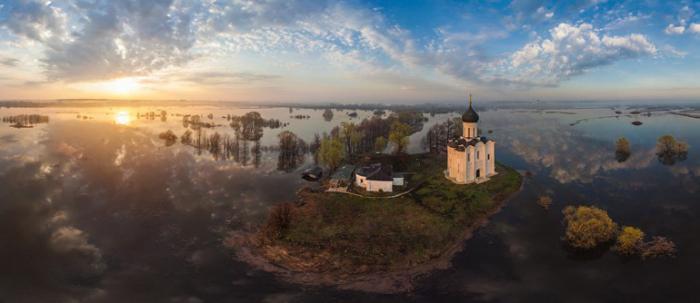 река нерль тверская область