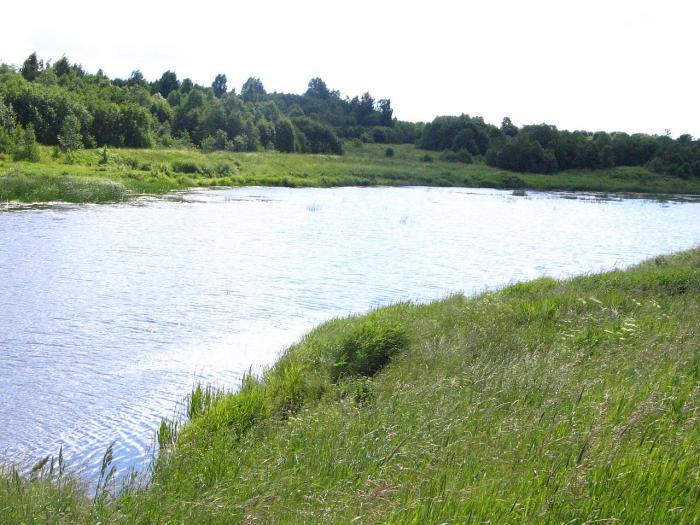 река нерль на карте