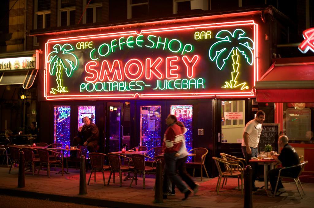Есть ли кофешопы в Праге?