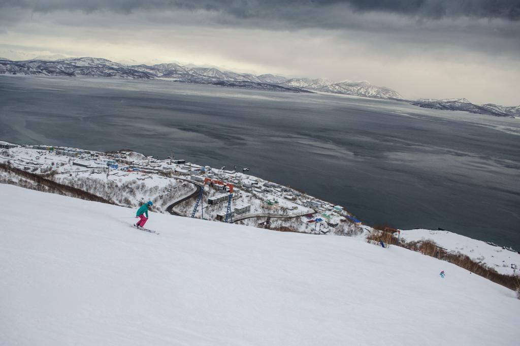 Популярные горнолыжные курорты Камчатки