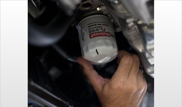 как поменять масло в машине