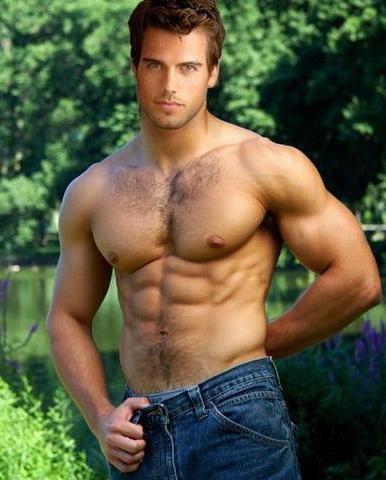 Фото самое сексуальное мужское тело в мире