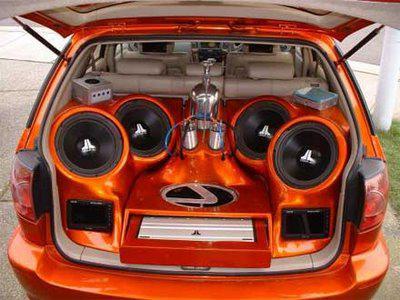 басы для твоей машины