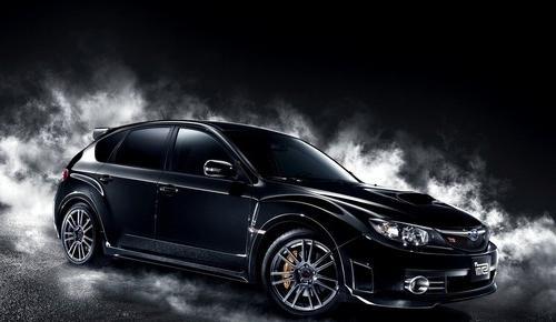 """Предпросмотр - Схема вышивки  """"Subaru Impreza """" - Схемы вышивки - Анастасия_589 - Авторы - Портал  """"Вышивка крестом """" ."""