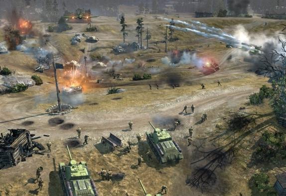Лучшие военные стратегии на pc 2013 года