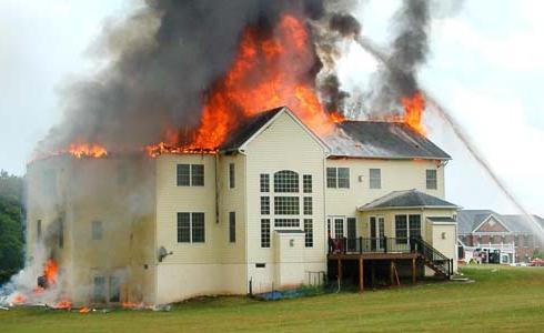 к чему снятся пожары