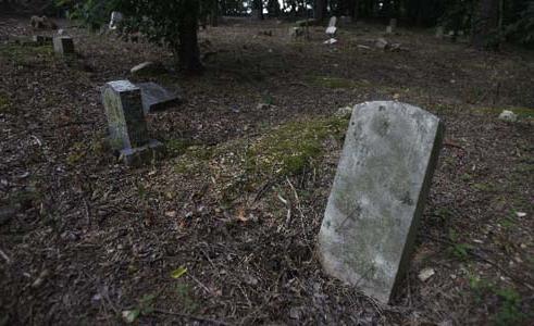 Сон своя свадьба на кладбище