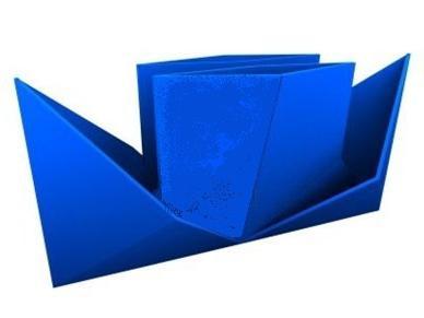 оригами из бумаги пароход