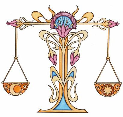 Совместимость Весов и Весов в браке и любви