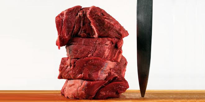 полуфабрикаты из мяса