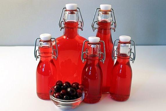 Как сделать настойку из ягод с водкой