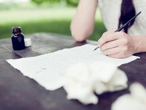 письмо написать мужчине знакомства