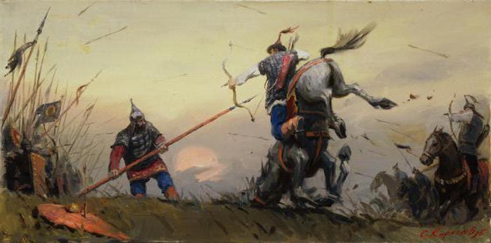 битва на куликовом поле год