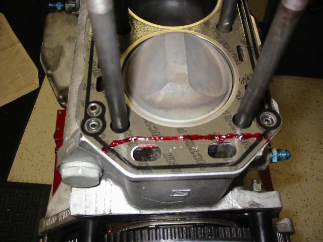 анаэробный герметик для двигателя цена