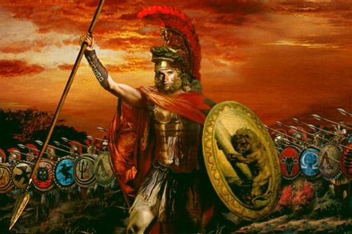 a biography of alexander the great one of the greatest emperors and leaders of the world Alexander took over his father's leadership position when he was yet a teenager he would be dead by the time he was 29 in that short period he conquered the entire civilized world one of his campaigns brought him to the land of israel he arrived during the reign of the great high priest, the last of the men of the great assembly, simon.