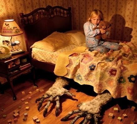 Психологические причины кошмаров