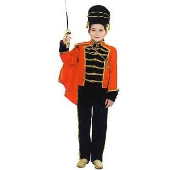костюм гусара для мальчика