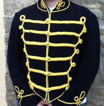 новогодний костюм гусара для мальчика