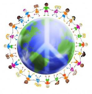 эмблема мира картинки