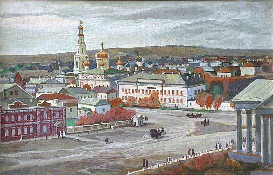 Где родился достоевский в каком городе