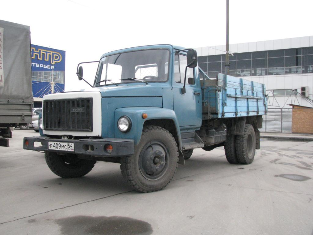 ГАЗ-54: обзор, технические характеристики, фото