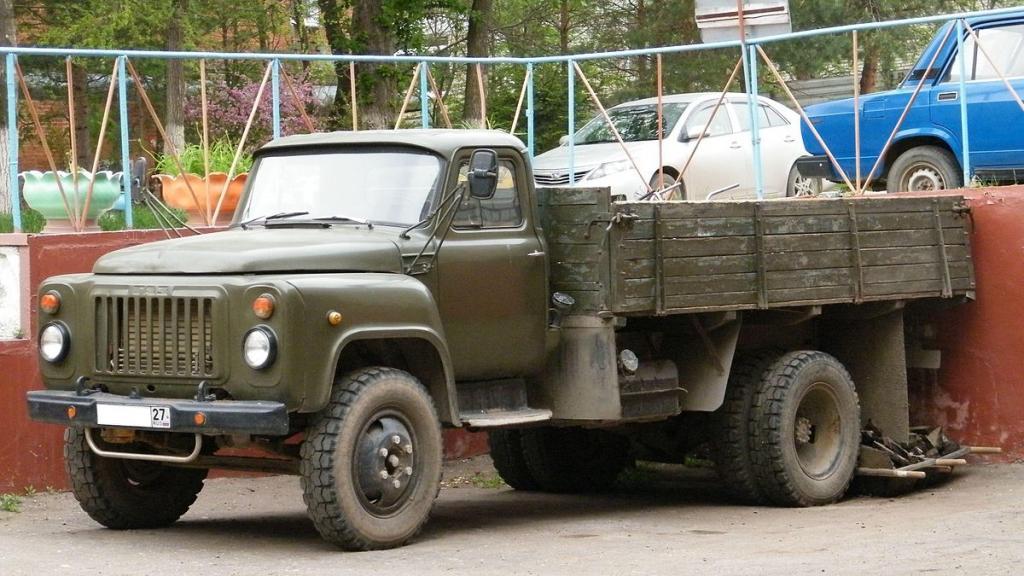 ГАЗ 54 автомобиль