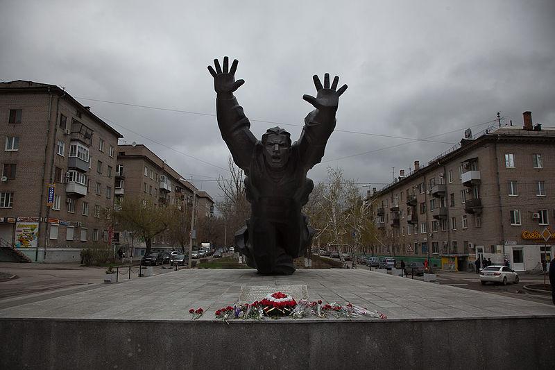 Пылающий герой: Паникаха Михаил Аверьянович