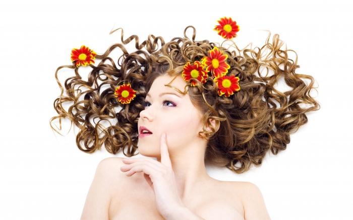 Выпрямить волосы без утюжка народные средства
