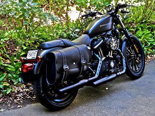 Кофр боковой для мотоцикла: как сделать