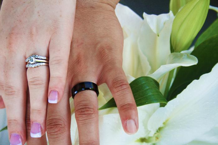 значение кольца на безымянном пальце левой руки