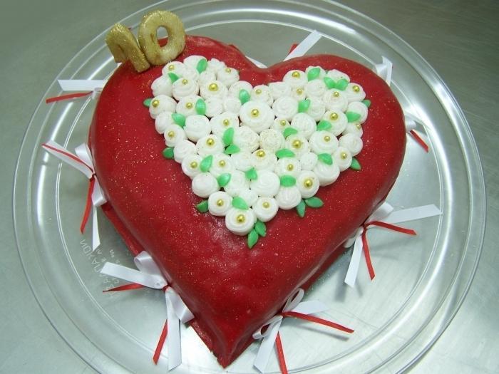 Украшение тортов с пошаговой инструкцией