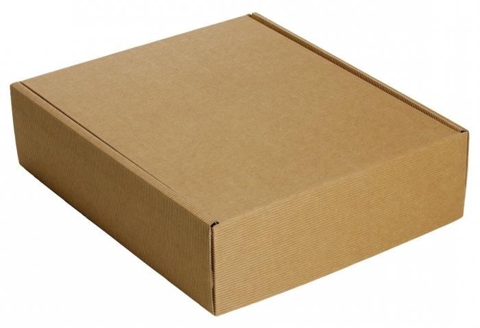 Простая коробка своими руками