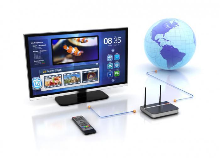 ip телевидение через роутер