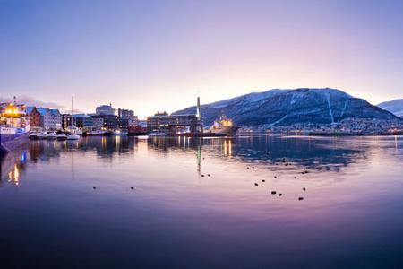 тромсе норвегия фото