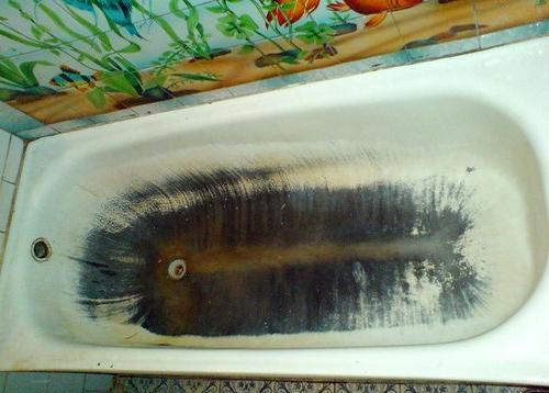 покрыть ванну жидким акрилом отзывы