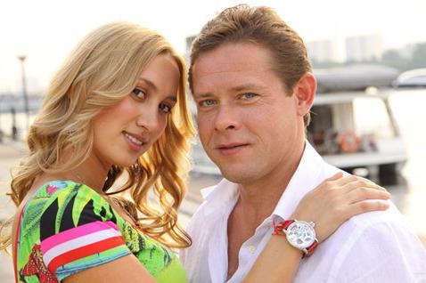 Павел Буре стал отцом во второй раз