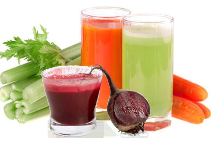 Как правильно пить свекольный сок при анемии