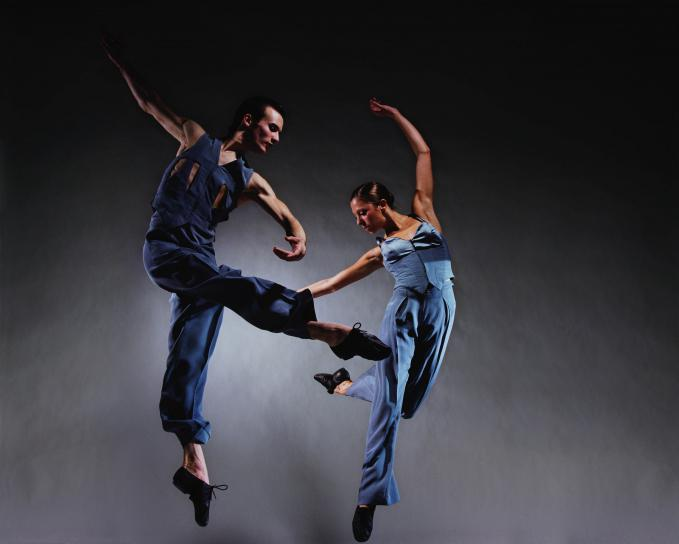 прыжок в балете