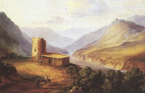 лермонтов война 1812