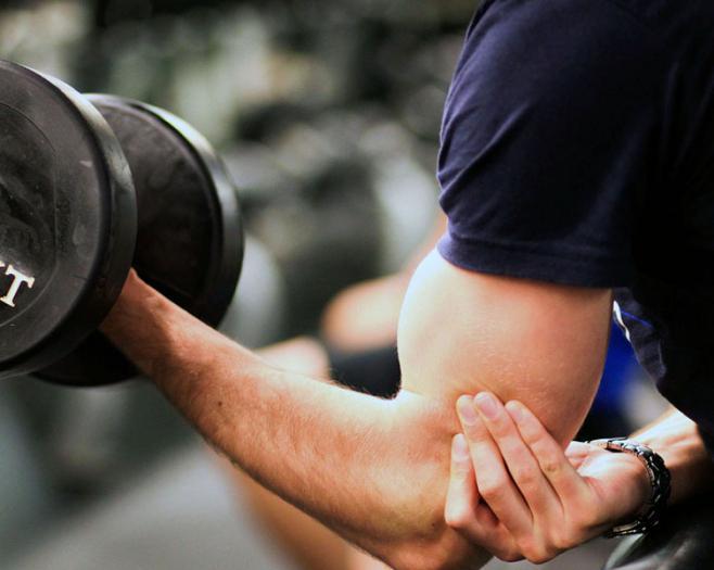 Упражнения на руки
