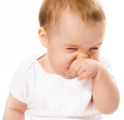 У ребенка месяц заложен нос