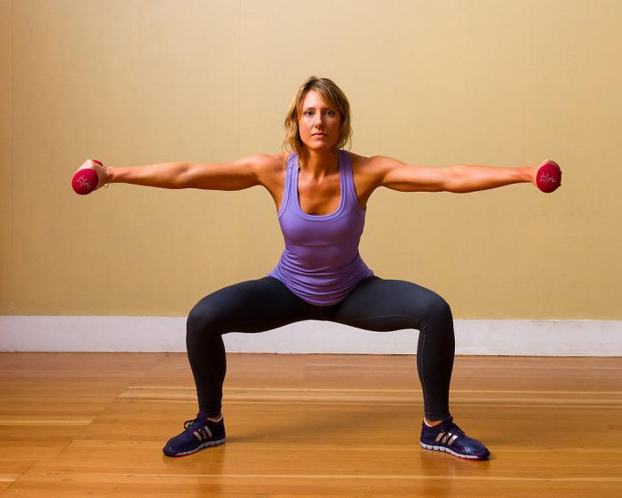 Наращивание мышц для начинающих