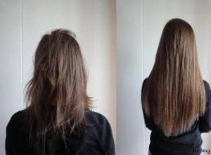 холодное наращивание волос отзывы