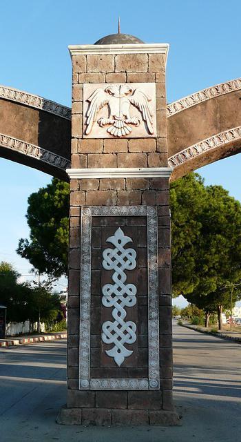 мотив арабского орнамента