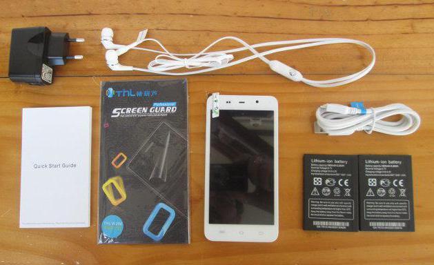 Телефон THL W200: свойства и отзывы