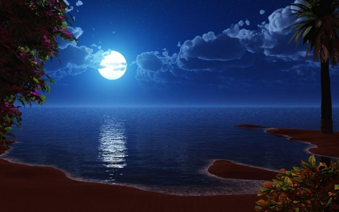 Лунный денек. Черта календаря ночного светила