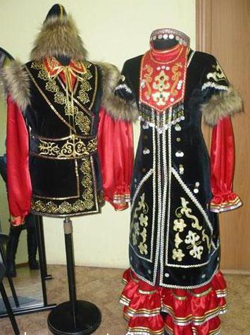 фото башкиры в национальных костюмах
