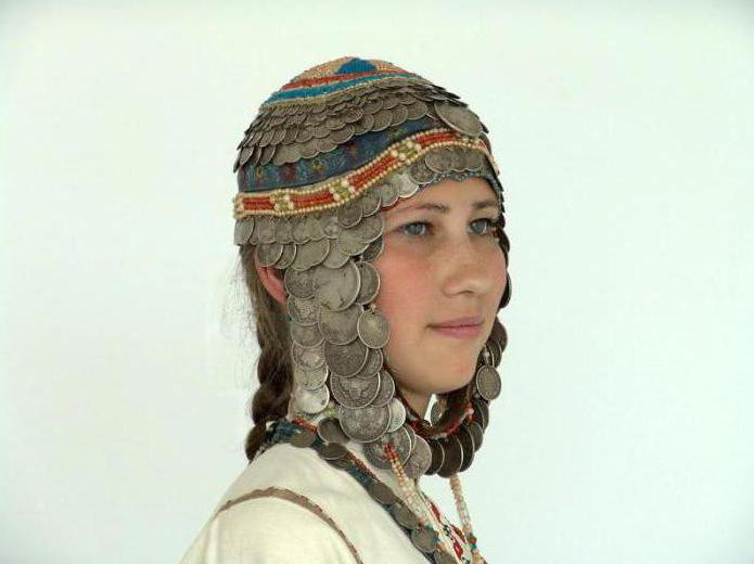 чувашский мужской костюм фото