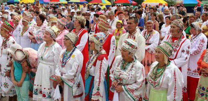 чувашский костюм фото женский